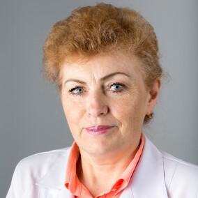 Соколова Нина Алексеевна, кардиолог