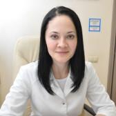 Балыбердина (Полякова) Алиса Викторовна, гинеколог