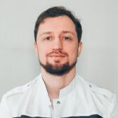 Горбунов Константин Николаевич, остеопат