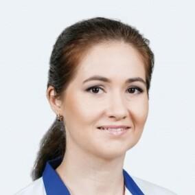 Шаймуратова Наиля Ильгизовна, проктолог