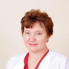 Андреева Лидия Павловна, хирург