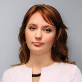 Лучникова Арина Александровна, кардиолог