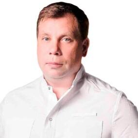 Хапилин Антон Павлович, ортопед