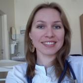 Манаева Ирина Сергеевна, педиатр