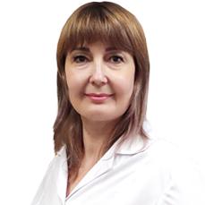 Бурьянова Наталья Павловна, терапевт