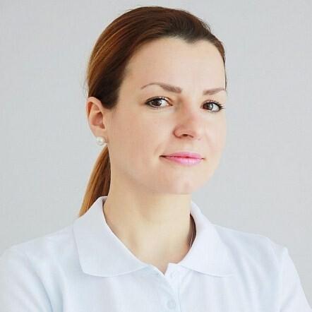 Кузнецова Евгения Александровна, мануальный терапевт