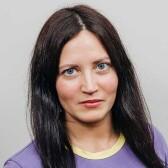 Андреева Юлия Валерьевна, кинезиолог
