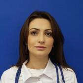 Алиева Амина Мухамедовна, педиатр