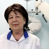 Бондаренко Зинаида Яковлевна, офтальмолог