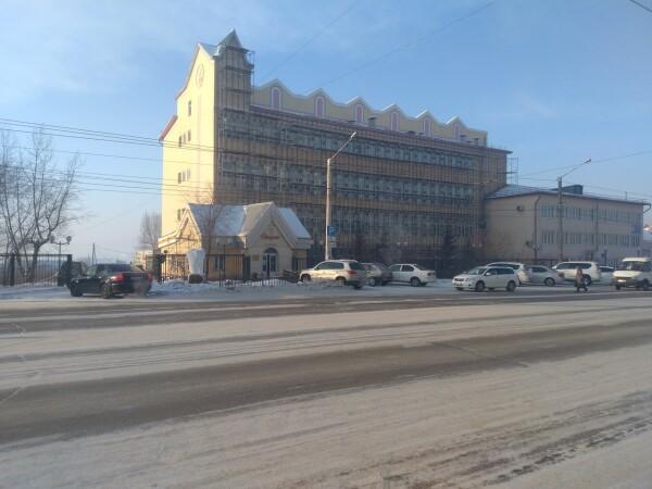 Клиника ЧГМА на Новобульварной