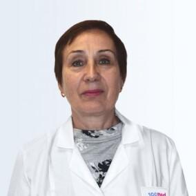 Кулинич Татьяна Ивановна, кардиолог
