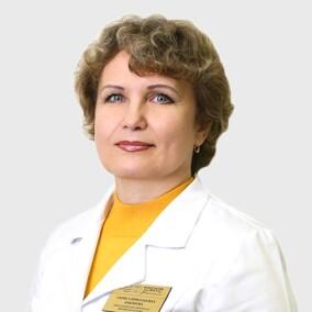 Закирова Лариса Николаевна, пульмонолог
