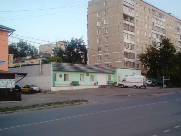 Подстанция скорой медицинской помощи Дзержинский район