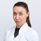 Новикова (Липунова) Елена Вячеславовна, невролог