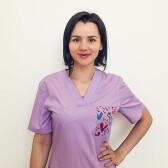 Кашпарова Ирина, косметолог