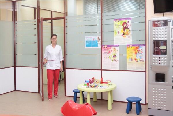 Эрда Медицин (Erda Medicine), детская многопрофильная клиника