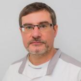 Паронько Сергей Николаевич, мануальный терапевт