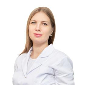 Лодягина Наталья Сергеевна, гематолог