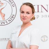 Иванова (Соколова) Ирина Евгеньевна, венеролог