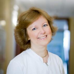 Харлап Мария Сергеевна, кардиолог