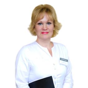 Шуркус Инна Владимировна, косметолог