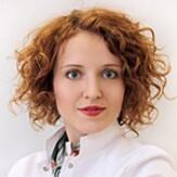 Шулика Мария Валерьевна, врач УЗД