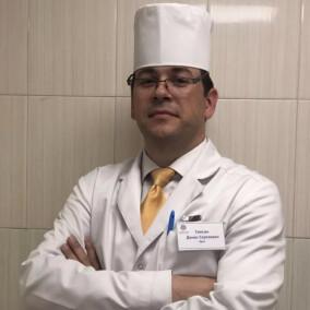Типсин Денис Сергеевич, онколог