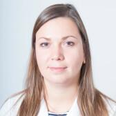 Бегун Александра Владимировна, врач УЗД