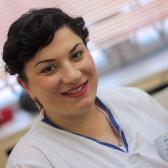 Кварая Хатиа Муртазовна, стоматолог-эндодонт