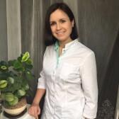 Вишневская Екатерина Евгеньевна, акушер-гинеколог