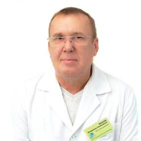 Власов Владимир Николаевич, ортопед