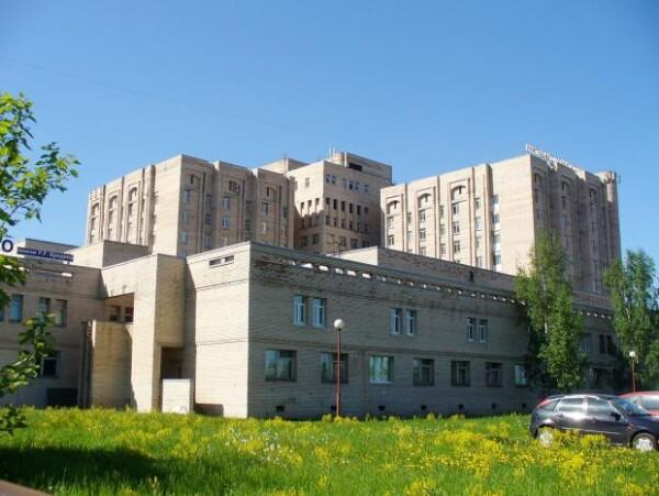 НИИ травматологии и ортопедии им. Р.Р.Вредена