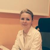 Ионова Екатерина Олеговна, врач УЗД