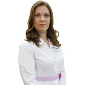 Манило Елена Владимировна, терапевт