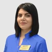 Каграманова Ирина Александровна, офтальмолог