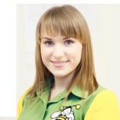 Шарова Анна Сергеевна, детский стоматолог