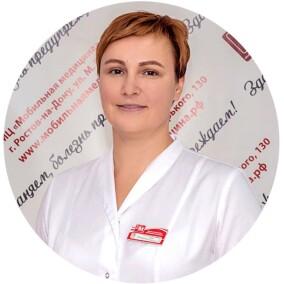 Шендерова Валентина Вильевна, гастроэнтеролог