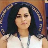 Гусейнова Шабнам, инструктор ЛФК