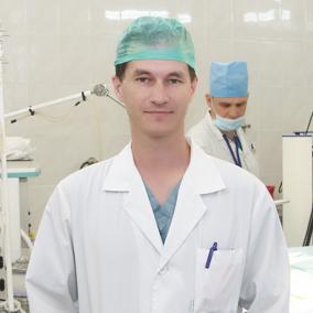 Зитта Дмитрий Валерьевич, проктолог