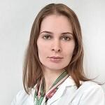 Хамчиева Лейла Шамсудиновна, врач УЗД