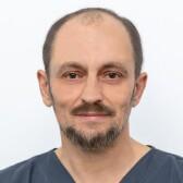 Денисенко Юрий Юрьевич, остеопат