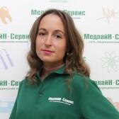Травкина Арина Андреевна, акушер-гинеколог