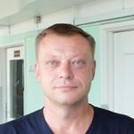 Ребик Сергей Александрович, анестезиолог