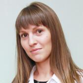 Волохова Ксения Сергеевна, педиатр