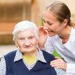снижение слуха в пожилом возрасте