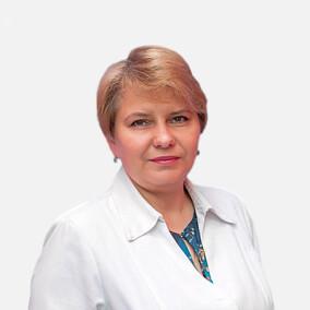 Шабалина Елена Николаевна, офтальмолог