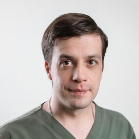 Русанов Дмитрий Сергеевич, эндоскопист