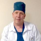Кощеев Антон Викторович, торакальный хирург