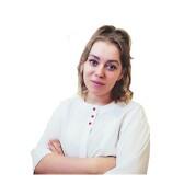 Марченко Полина Вячеславовна, косметолог