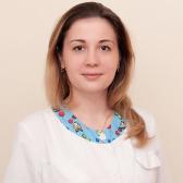 Ражева Валентина Андреевна, педиатр